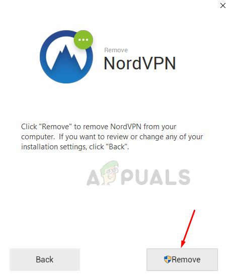 Fix: Nord VPN not Connecting on Windows 10 - Appuals com