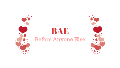Photo of What Does the Acronym 'Bae' Stand For