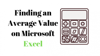 Photo of How to Use the Average Function on Microsoft Excel