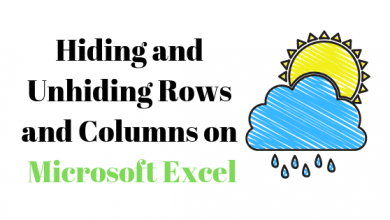 Photo of How to Hide and Unhide Rows and Columns on Microsoft Excel