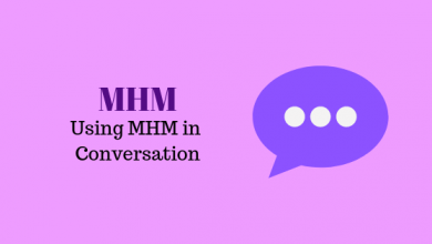 Photo of What Does MHM Stand For