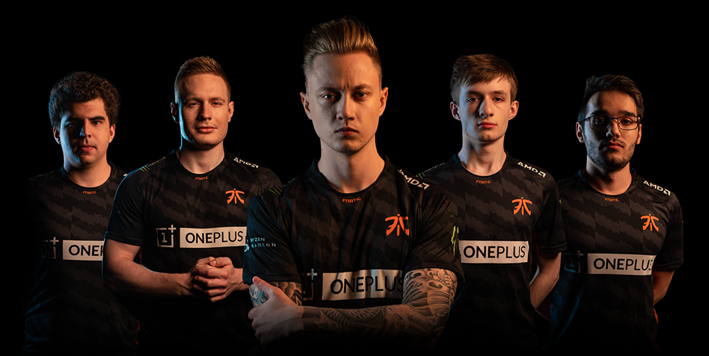 OnePlus and Fnatic