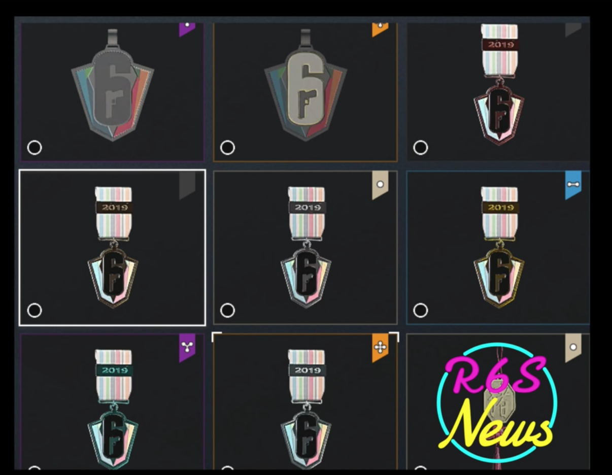 Invitational Charms