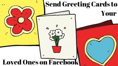 Photo of How to Share a Greeting Card Using Your Facebook Account