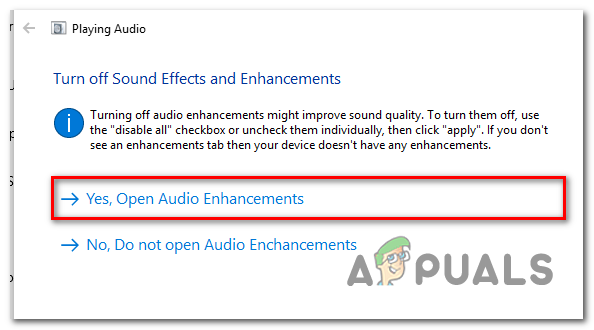 Fix: Audio Renderer Error 'Please Restart Your Computer