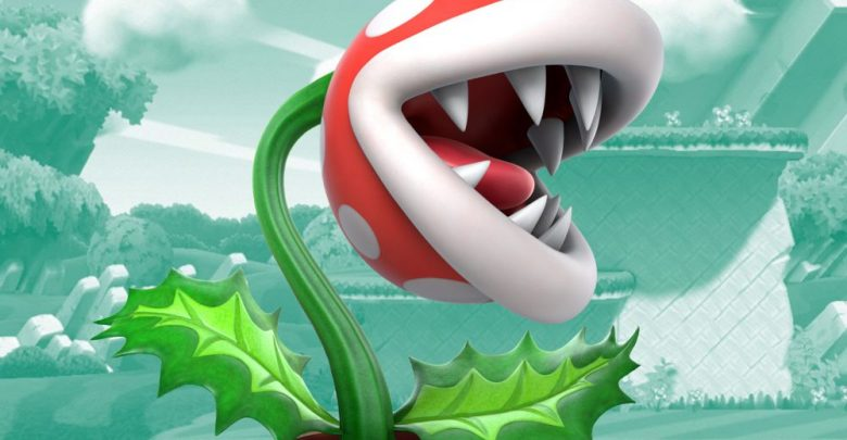 Super Smash Bros. Ultimate's Piranha Plant DLC is Corrupting Saves