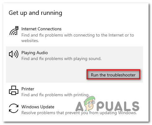 Fix: Audio Renderer Error 'Please Restart Your Computer' - Appuals com