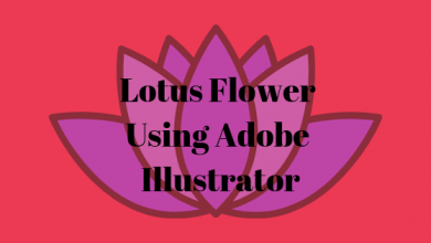 Photo of How to Make a Lotus Flower Using Ellipses Tool on Adobe Illustrator