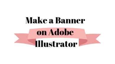 Photo of How to Make a Banner on Adobe Illustrator