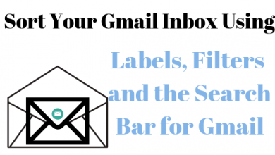 Photo of Three Ways to Keep Your Gmail Inbox Organized Like a Pro