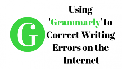 Photo of How to Use 'Grammarly' for Spell Checks and Grammar Errors on the Internet