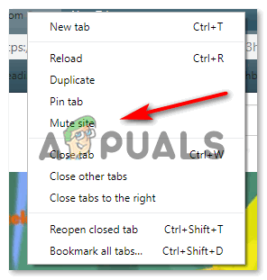 How To Mute A Specific Tab on Chrome OS - Appuals com