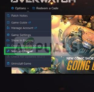 Fix: Black Screen in Overwatch - Appuals com