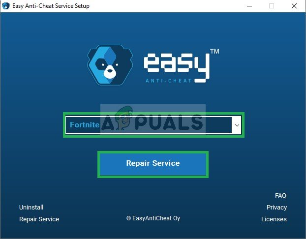 Fix: Createservice failed 1072 in EasyAntiCheat - Appuals com