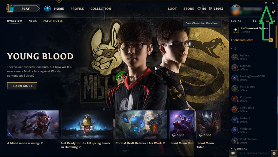 Fix: League of Legends won't Open - Appuals com