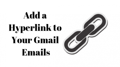 Photo of How to Add Hyperlinks to Gmail Using a Keyboard Shortcut