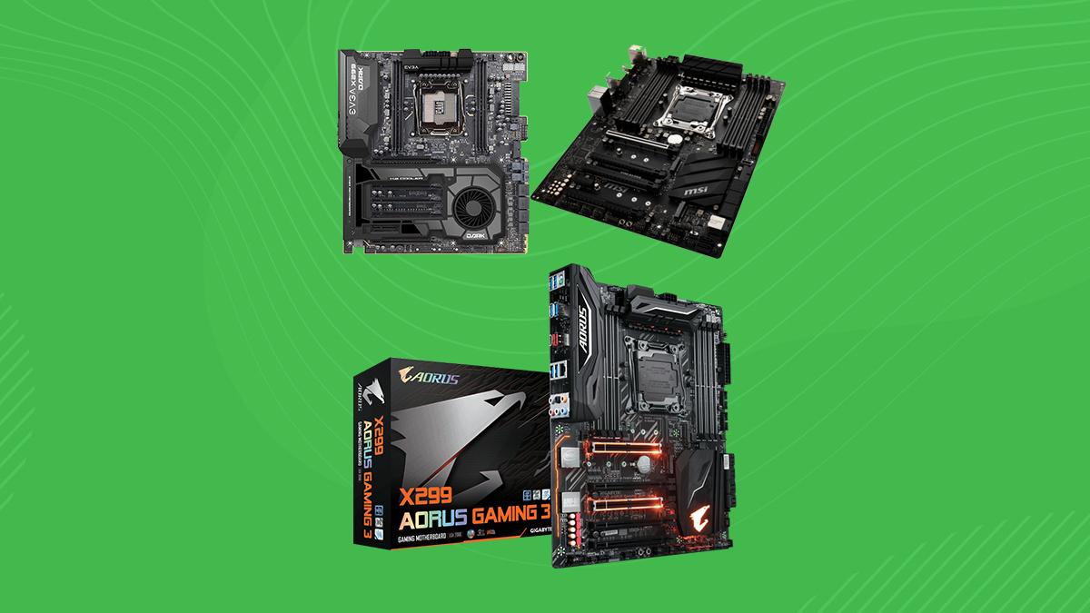 Best X299 Motherboard