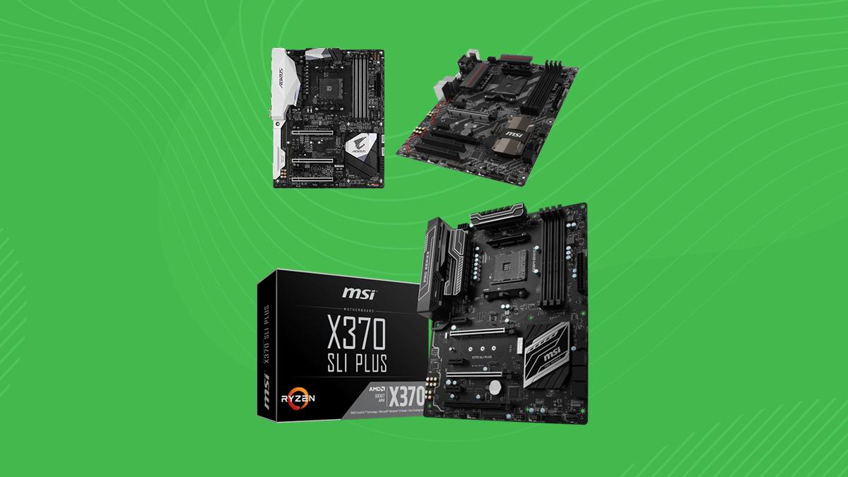 best motherboard for Ryzen AMD 1800x