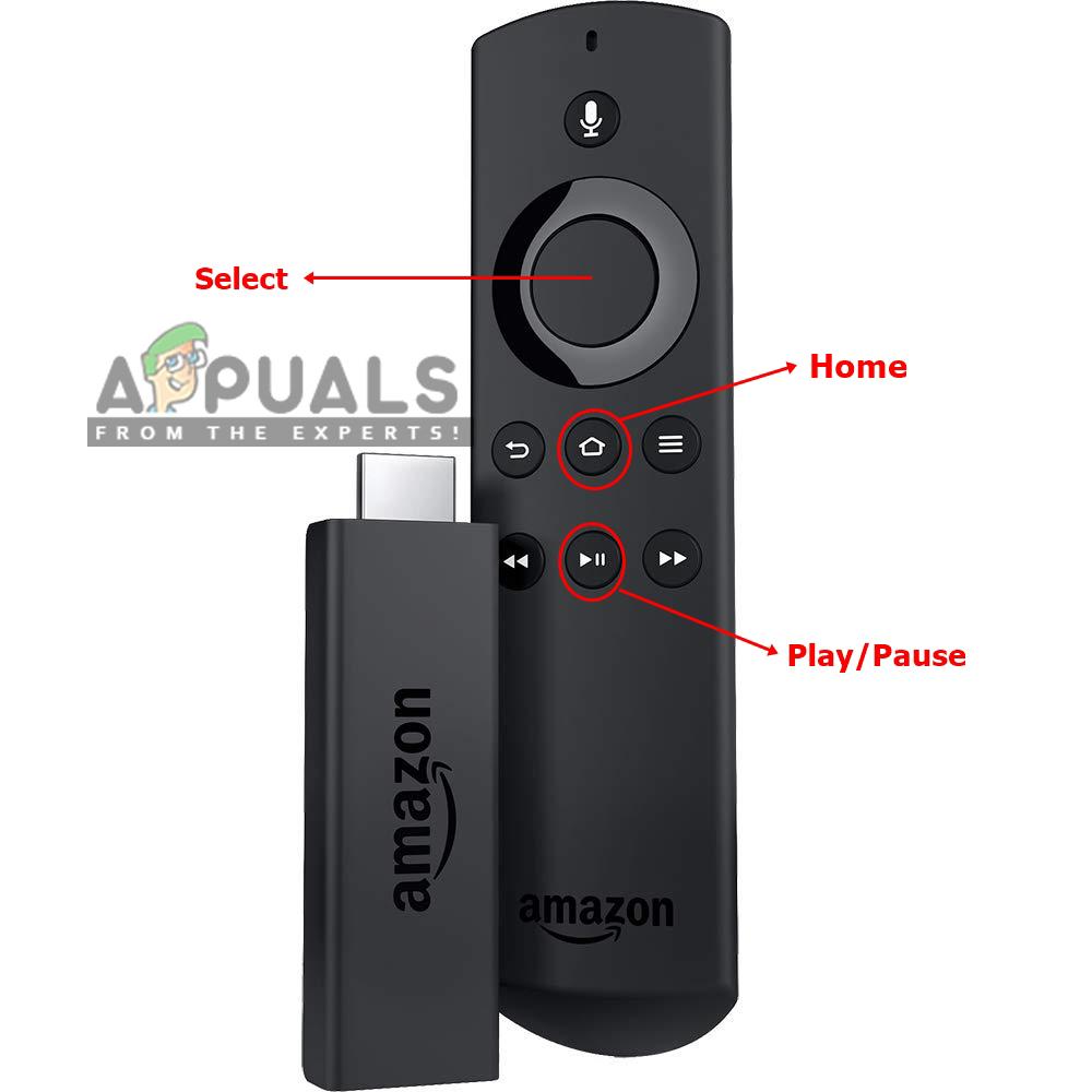 Fix: Firestick Remote not Working - Appuals com