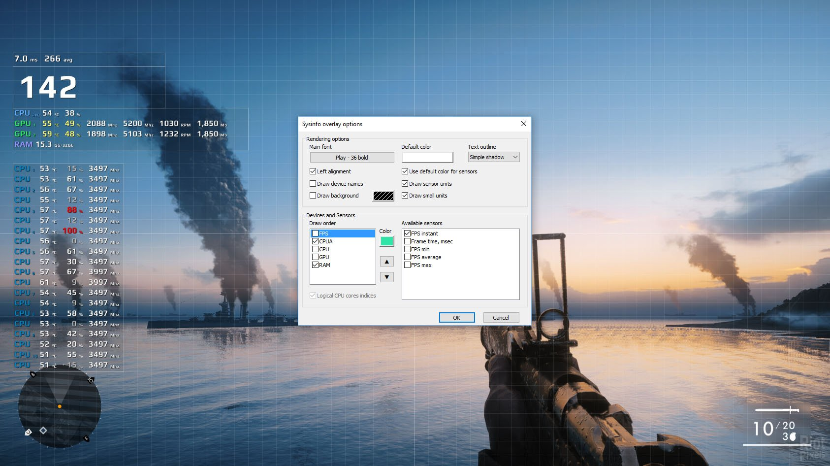 The 5 Best Software You Can Use To Monitor A Game S Fps In Windows Appuals Com