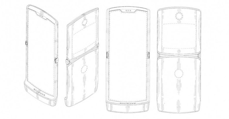 Leaked Motorola Razr V4 information details the secondary screen