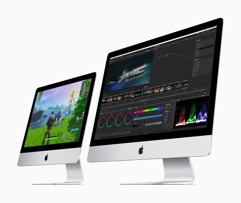 New Apple iMac 2