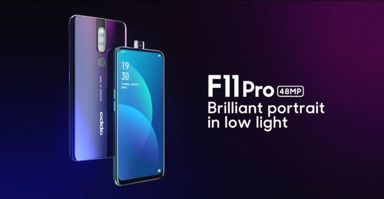 Oppo F11 and F11 Pro with Pop-Up Selfie Shooter Are Official