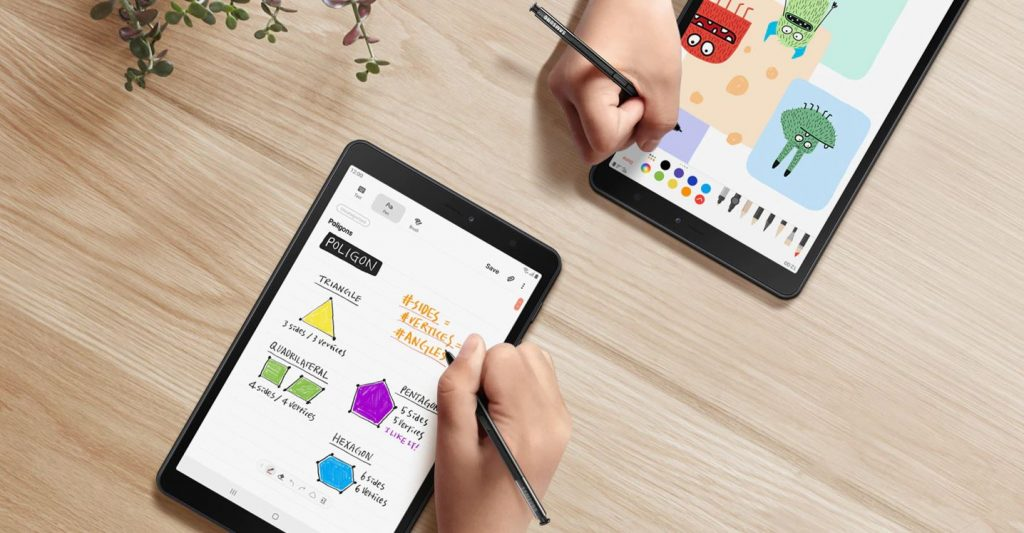 Samsung Galaxy Tab A (2019) With S Pen