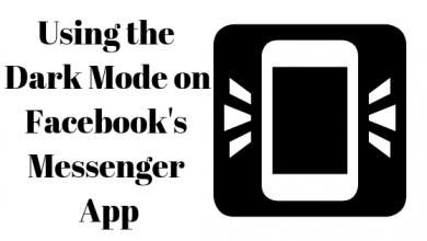 Photo of How To Get The Night Mode for Facebook's Messenger