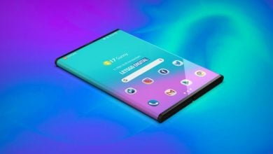 Xiaomi Foldable Smartphone Render
