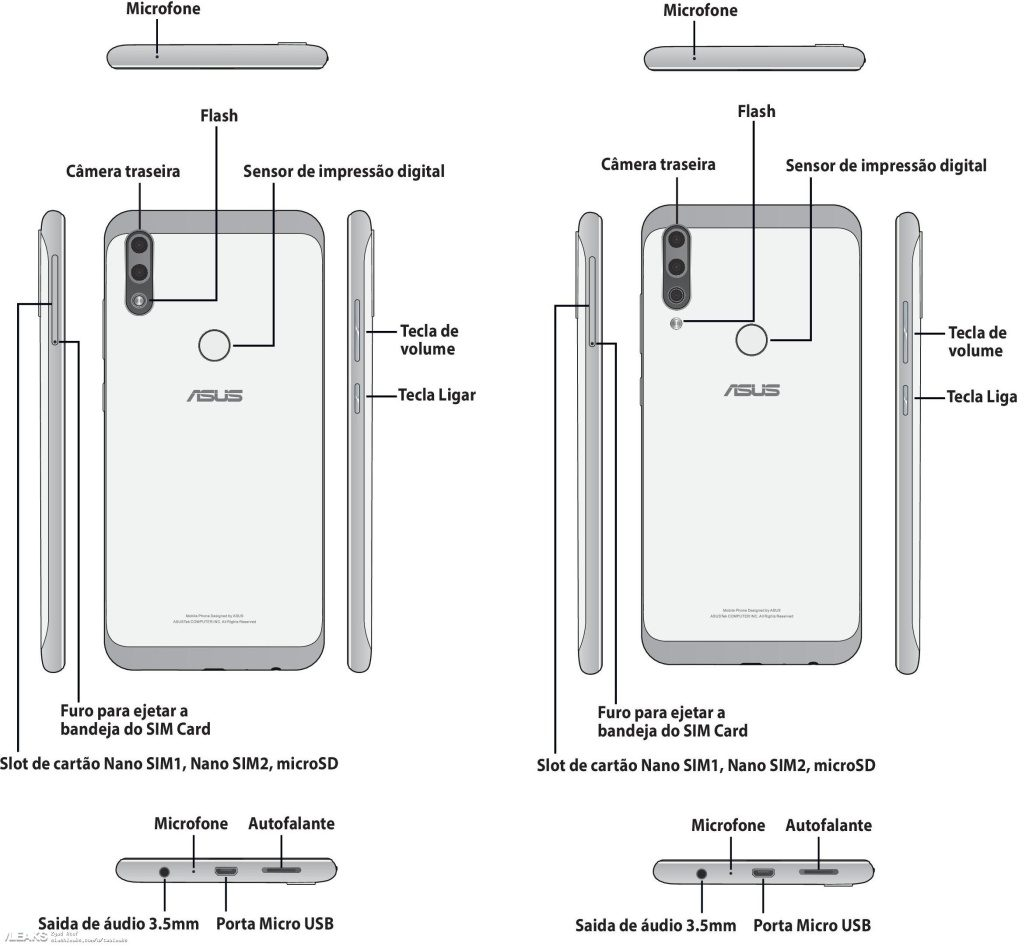 ZenFone Max Plus M2 and ZenFone Max Shot User Manual