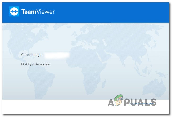 Fix: TeamViewer Stuck on Initializing Display Parameters