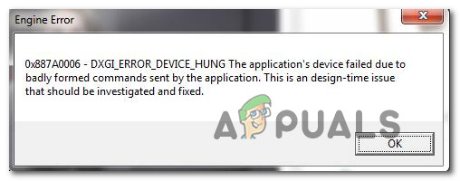 Fix: Apex Legends Engine Error 0x887a0006 - Appuals com
