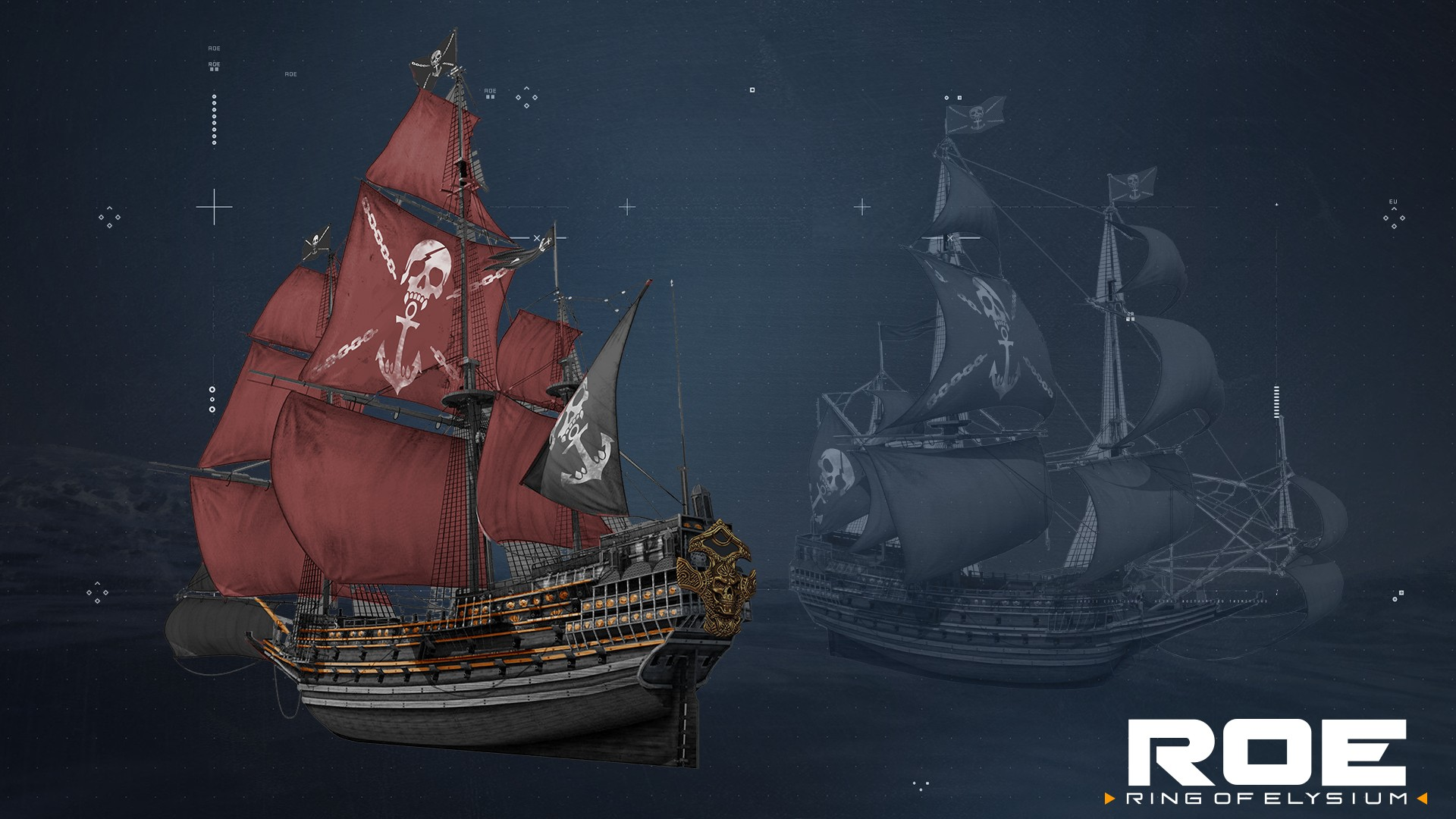 Cursed Pirate Ship