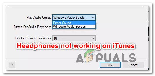Fix: iTunes Not Playing Through Headphones - Appuals com