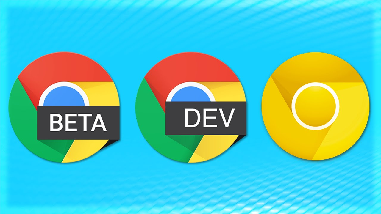 Chrome Versions