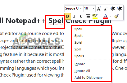How to Install Notepad++ Spell Check Plugin - Appuals com
