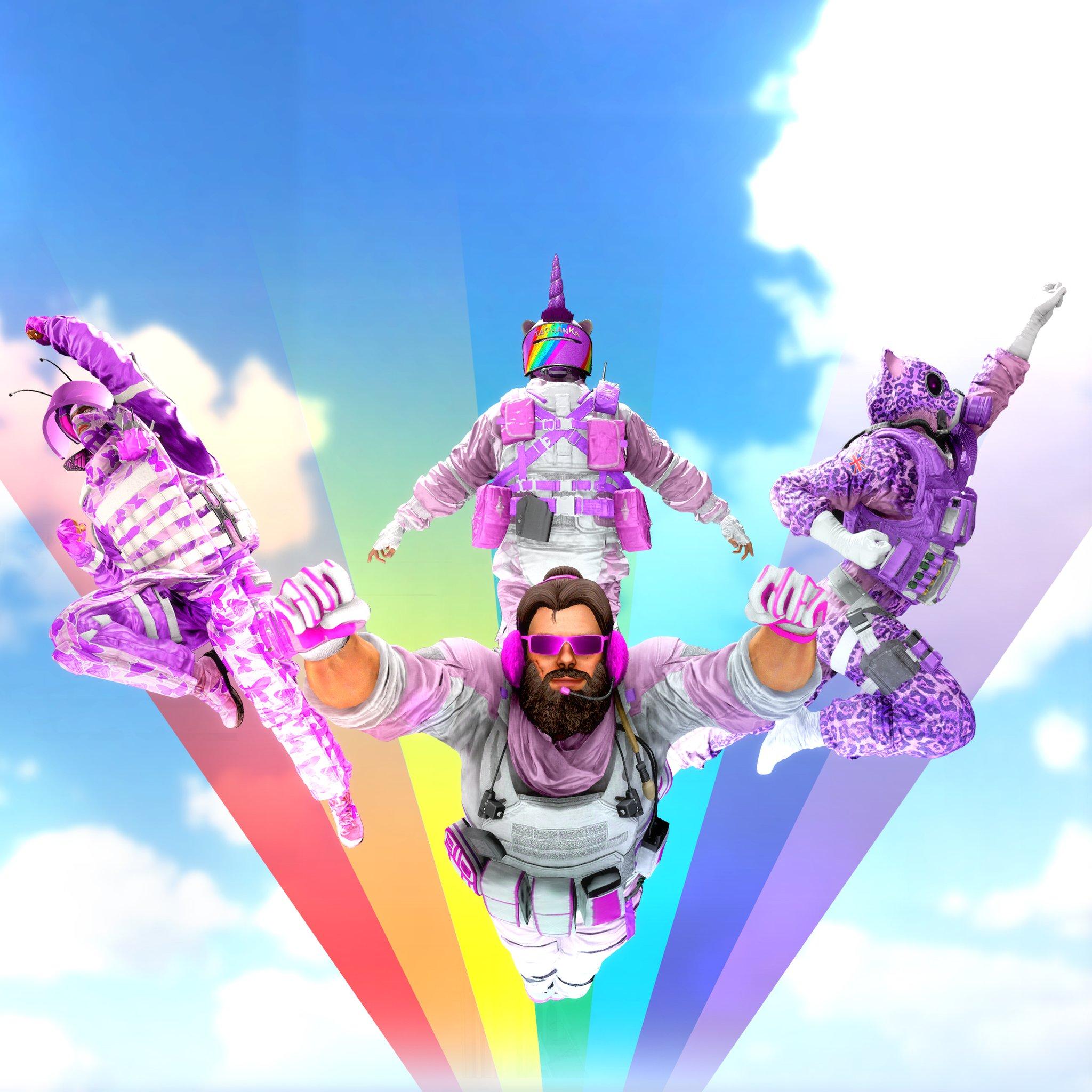 Rainbow is Magic