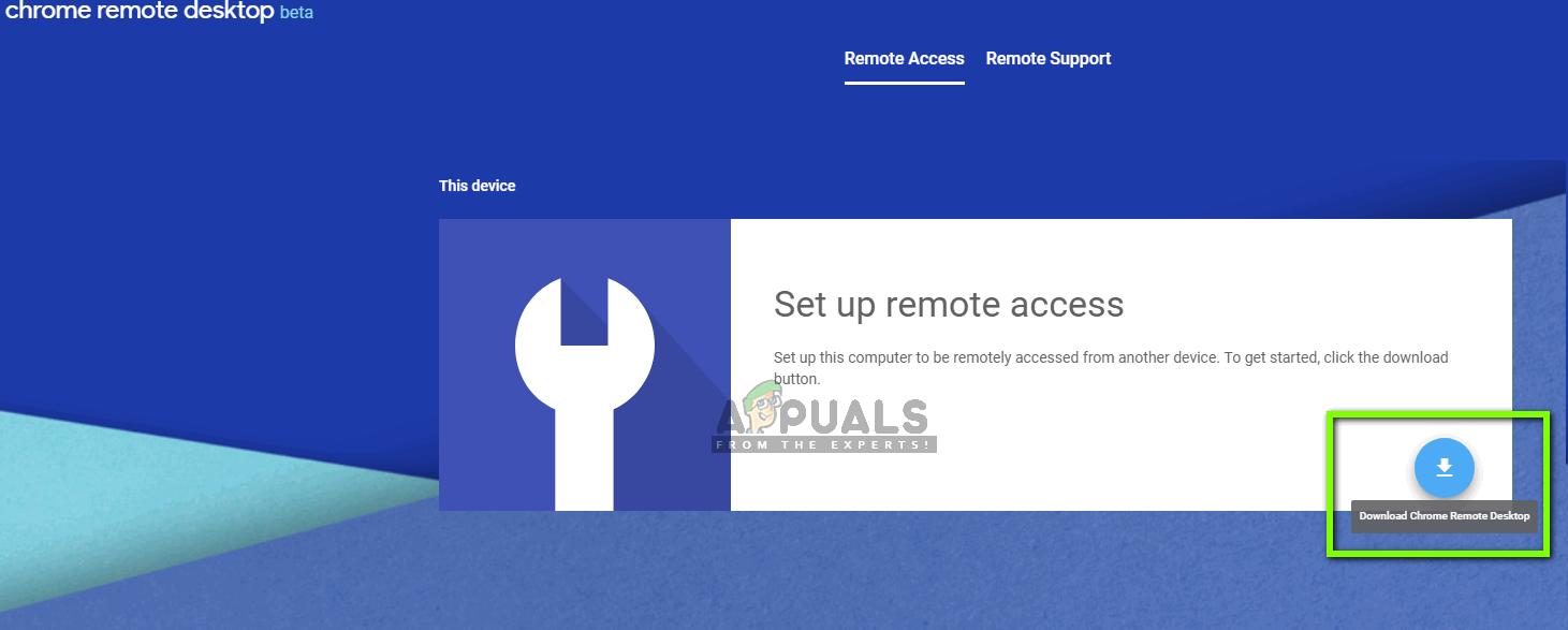 Fix Chrome Remote Desktop funktioniert nicht   OkiDK
