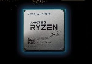 AMD Announces Ryzen 7 2700X 50th Anniversary Edition - Pictures