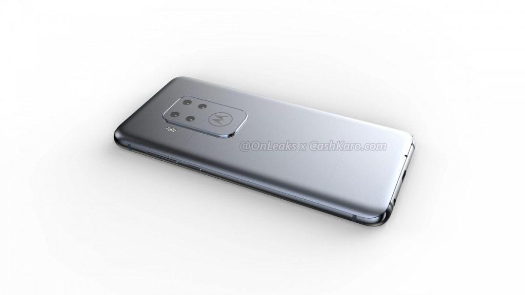 Motorola Quad-Camera Phone Render 2