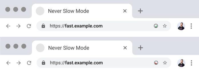 Chrome Never Slow Mode