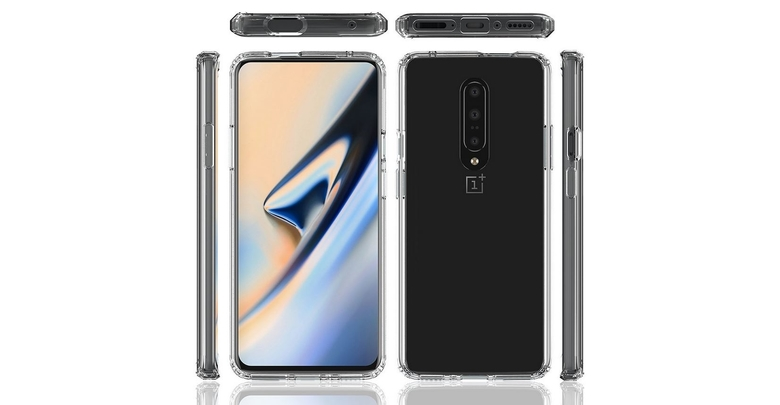 OnePlus 7 Case Render