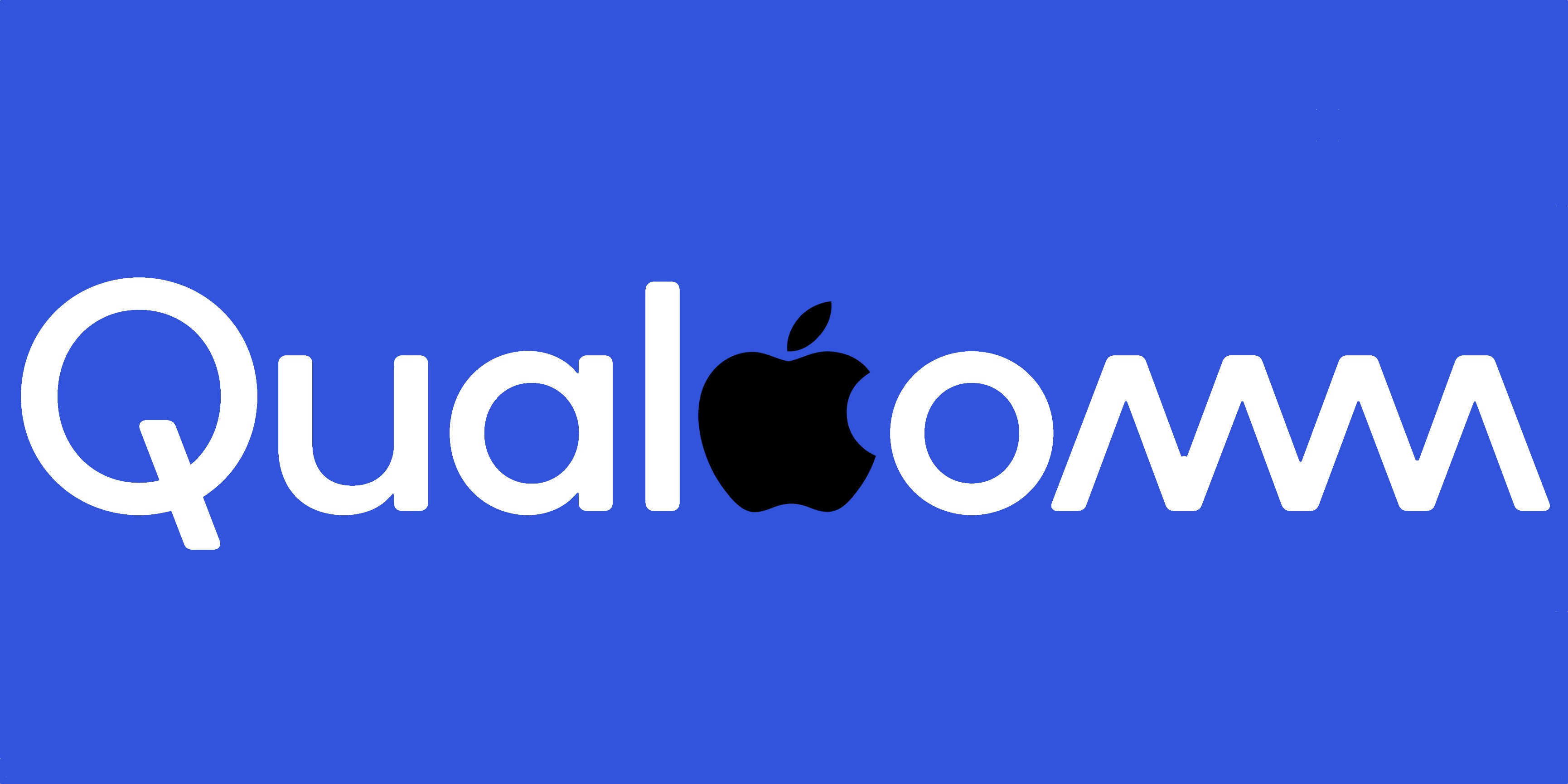 Qualcomm and Apple