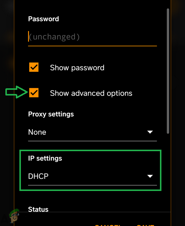 Fix: WiFi Exclamation Mark on Samsung Devices - Appuals com