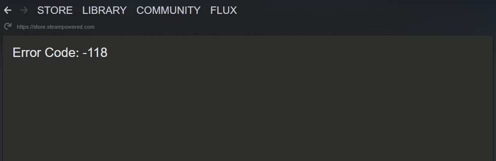 Servers steam error connecting to [SOLVED] Steam