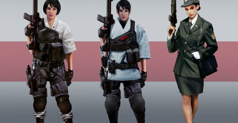 Hibana Elite Concept Art