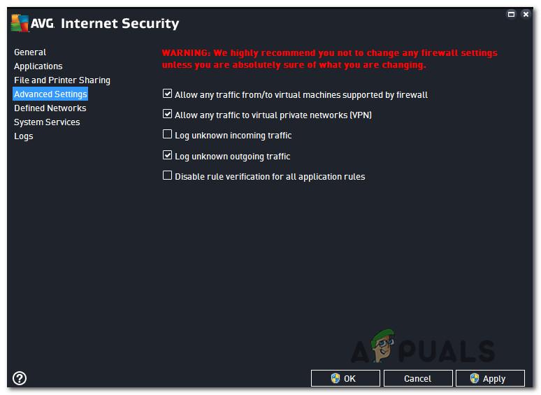 Fix: VMware Bridged Network not Working - Appuals com