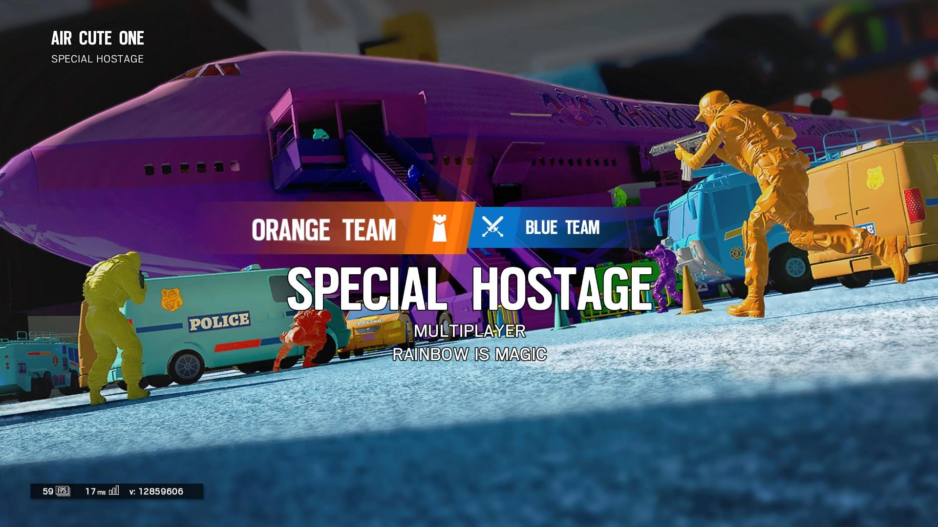 Special Hostage