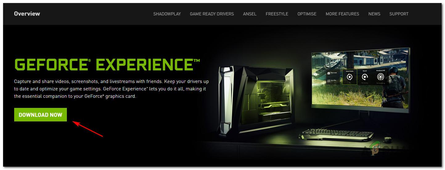 Fix: Geforce Experience Error Code 0x0003 - Appuals com